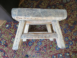 antique stripped zitan stool ming dynasty genuineauthentic