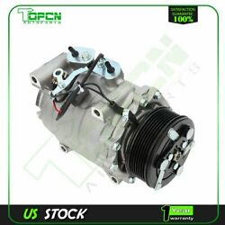 New CO 10663AC AC Compressor for 2002-2006 2003 2004 2005 Honda CR-V CRV 2.4L $116.89