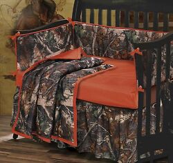 Baby Boy Bedding Camo Crib Set Nursery Bedding Sets Camouflage Rustic Western