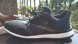 Adidas Energy Bounce 2 M II AQ2965 Men#x27;s Running Shoes Black Grey Size 11 $49.99