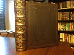 c1869 The Interpreter by C.H. Spurgeon Full Leather Beautiful Tooling