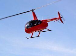 Robinson R44 Helicopter Flight Training $410 Per hr Fuel and Instructor Included $4250.00