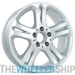 Set of 4 New Wheels for Mercedes E350 E500 2004-2006 17