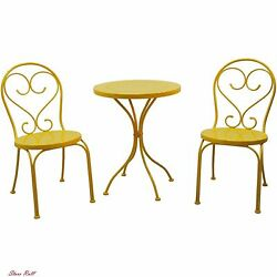 Patio Furniture Conversation Sets Bistro Table And Chairs Lawn Garden Outdoor