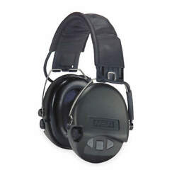 MSA Electronic Ear Muff19dBOver-the-Head 10061285