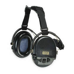 MSA Electronic Ear Muff18dBOver-the-Head 10082166