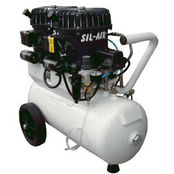 Silentaire VAL-Air 100-24-AL 1HP Air Compressor