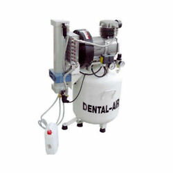 Silentaire DA-2-50-379 Dental Air Compressor with Dryer and Cabinet $3,599.95