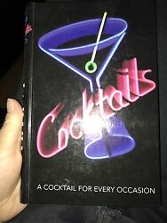 Cocktail Bible A Cocktail For Every Occasion AU $14.00
