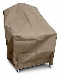 RESP-32750-Adirondack Chair Cover  KoverRoos III  Taupe  32750