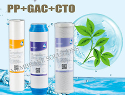 Commercial Water Distributing RO Filter PPGACCTO Filtration Part Replacement