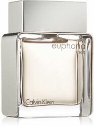 Euphoria By Calvin Klein Eau de Toilette Spray For Men 1.7 oz (Pack of 5)