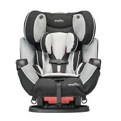 Evenflo Symphony LX all in 1 convertible carseat $165.00