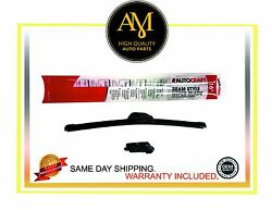 Premium Quality Windshield Wiper Blade 16 Guaranteed Fitment on Listed Vehicles $6.18