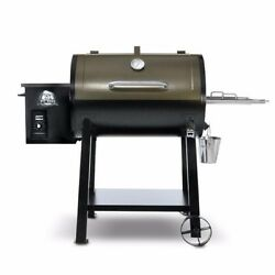 Fire Pit Grill BBQ Pit Boss Pellet Grate Grills Barbecue Camp Wood Patio Steel