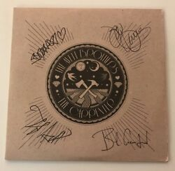The Avett Brothers Signed X4 The Carpenter Vinyl LP JSA LOA # Z04116 Autographed