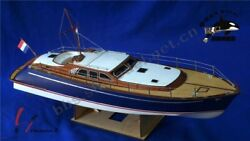 RC model DIY 1:32 68FT HIGH RUNABOUT 26.3quot; 670mm RC wood model kit $380.00