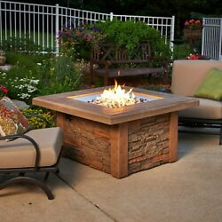 Outdoor Greatroom Company Sierra Fire Pit Table SIERRA-2424-M-K