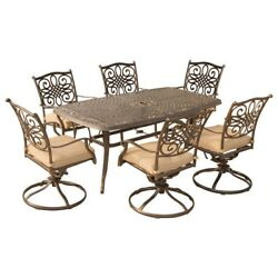 Hanover Outdoor Furniture Hanover Outdoor Furniture TRADITIONS7PCSW-6