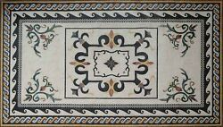 Mosaic Rug - Greek Tiling
