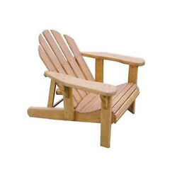 Woodworking Project Paper Plan to Build Adjustable Adirondack Chair
