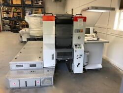 Presstek Ryobi Kodak DI Press 5634 X Model 20 point  6 mill. impress
