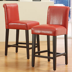 Bar Height Chairs With back kitchen Counter Stools Outdoor Patio 24 Urban Modern