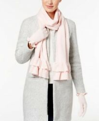 NEW KATE SPADE NEW YORK RUFFLED GLOVES OR SCARF WINTER 2017 IN STORES NOW PICK $44.99