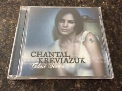 Ghost Stories by Chantal Kreviazuk CD Aug 2006 Commercial Canada