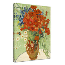 Canvas Wall Art Van Gogh Painting Print Repro Picture Home Room Decor Flowers $12.34