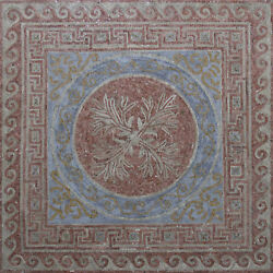 Oriental Multilayer Frame Floor RUG 83