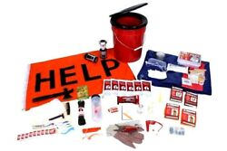 Hurricane Emergency Kit food water first aid shelter light communication hygiene