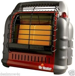 Indoor Safe Portable Propane Radiant Heater Tent Camping RV Trailer 18000 BTU