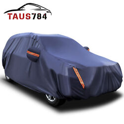 17ft SUV Full Car Cover Waterproof Snow Rain Resistant All Weather Protection US $30.36