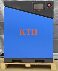KTH 10 HP VFD 35 CFM 110 PSI Brand New Screw Air Compressor With Air Dryer Combo $6,249.00
