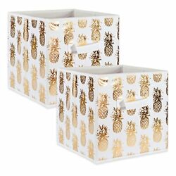 DII Fabric Storage Bins for Nursery Offices & Home Organization Containers Ar