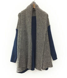 Lucien Pellat-Finet Skull knit cardigan wool Used