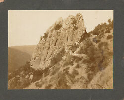 SMALL MINING OPERATION? LIME ROCK CLIPPER GAP CANYON LANDER COUNTY NV c. 1900 $35.00