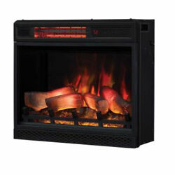 Classic Flame 23″ 3D Electric Fireplace Insert 23II332FGL - FREE SHIPPING T1001