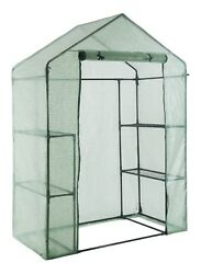 Winter Gardening Plant Hot Portable Mini Walk In Greenhouse Green House Outdoor