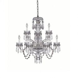 Waterford Crystal Cranmore Chandelier 9 Arm