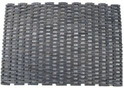 Durable Corporation 400 Dura-Rug Fabric Tire-Link Entrance Mat for Outdoors 24