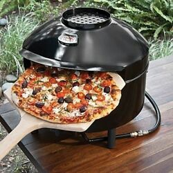 Pizzacraft Pizzeria Pronto Outdoor Gas Pizza Oven Outdoor Portable Cooking Camp