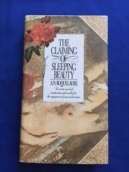 THE CLAIMING OF SLEEPING BEAUTY - 1ST ED BY ANNE RICE WRITING AS A.N. ROQUELAURE