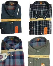 NWT Tailor Vintage Men#x27;s Long Sleeve Button Down Shirt Assorted $9.99