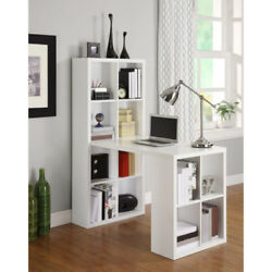 Craft Table Home Hobby Sewing Desk Supplies Storage Cabinet Kids Office White