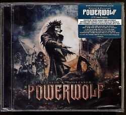 Powerwolf Blessed amp; Possessed 2CD Deluxe Edition Korea Import New Sealed CD $19.99