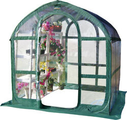 Clear Greenhouse FHSP300CL 72.00 x 72.00 x 78.00 in. Resistant Lasting Portable