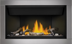 Napoleon Ascent Linear Series™ BL46NTE-1 Direct Vent Gas Fireplace 24000 btu