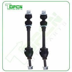 2x Front Sway Bar Links For 2002-2007 08 2009 2010 Dodge Ram 1500 2500 3500 2WD $16.68